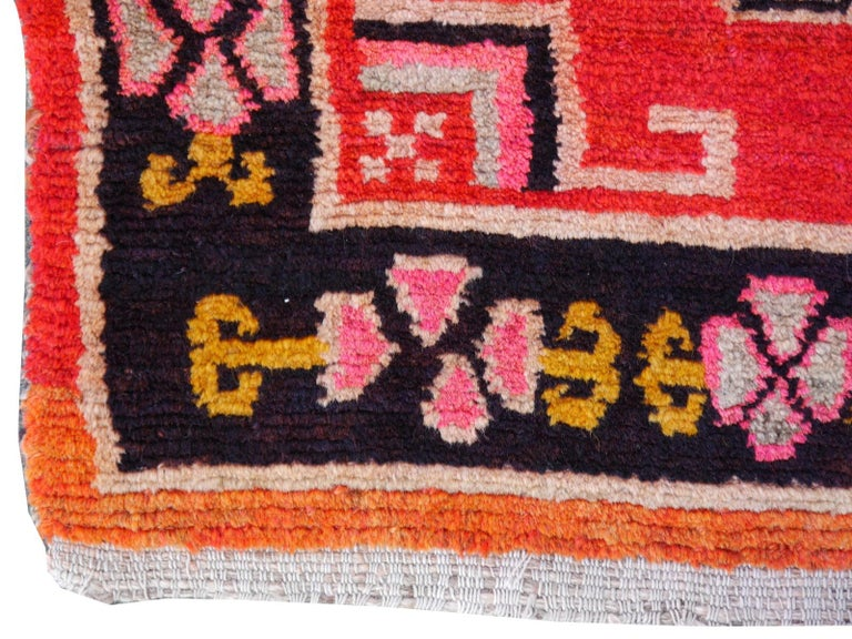 Tibetan Yoga Khaden Meditation Rug For Sale 3