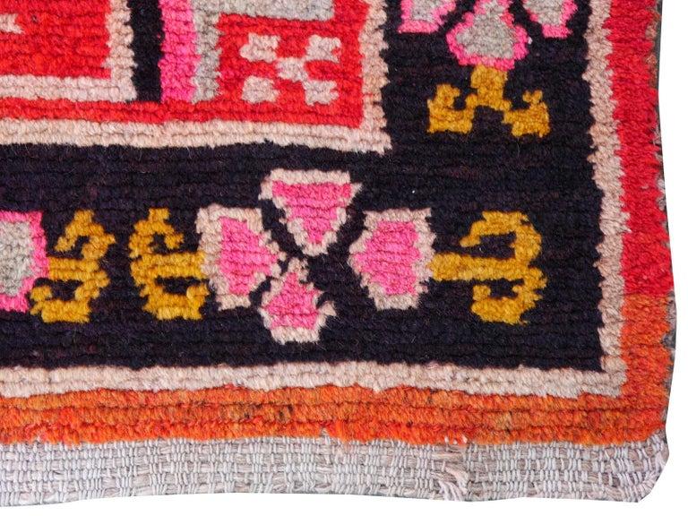 Tibetan Yoga Khaden Meditation Rug For Sale 2