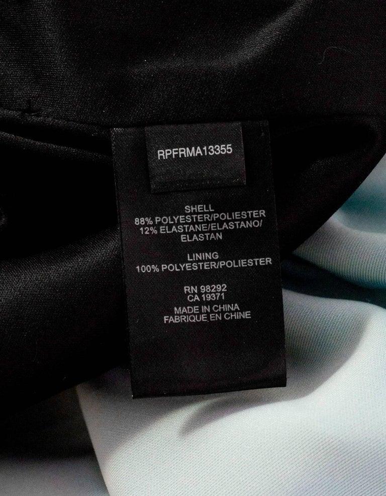 Tibi Sea Foam Green Sleeveless Dress Sz 0 For Sale 2