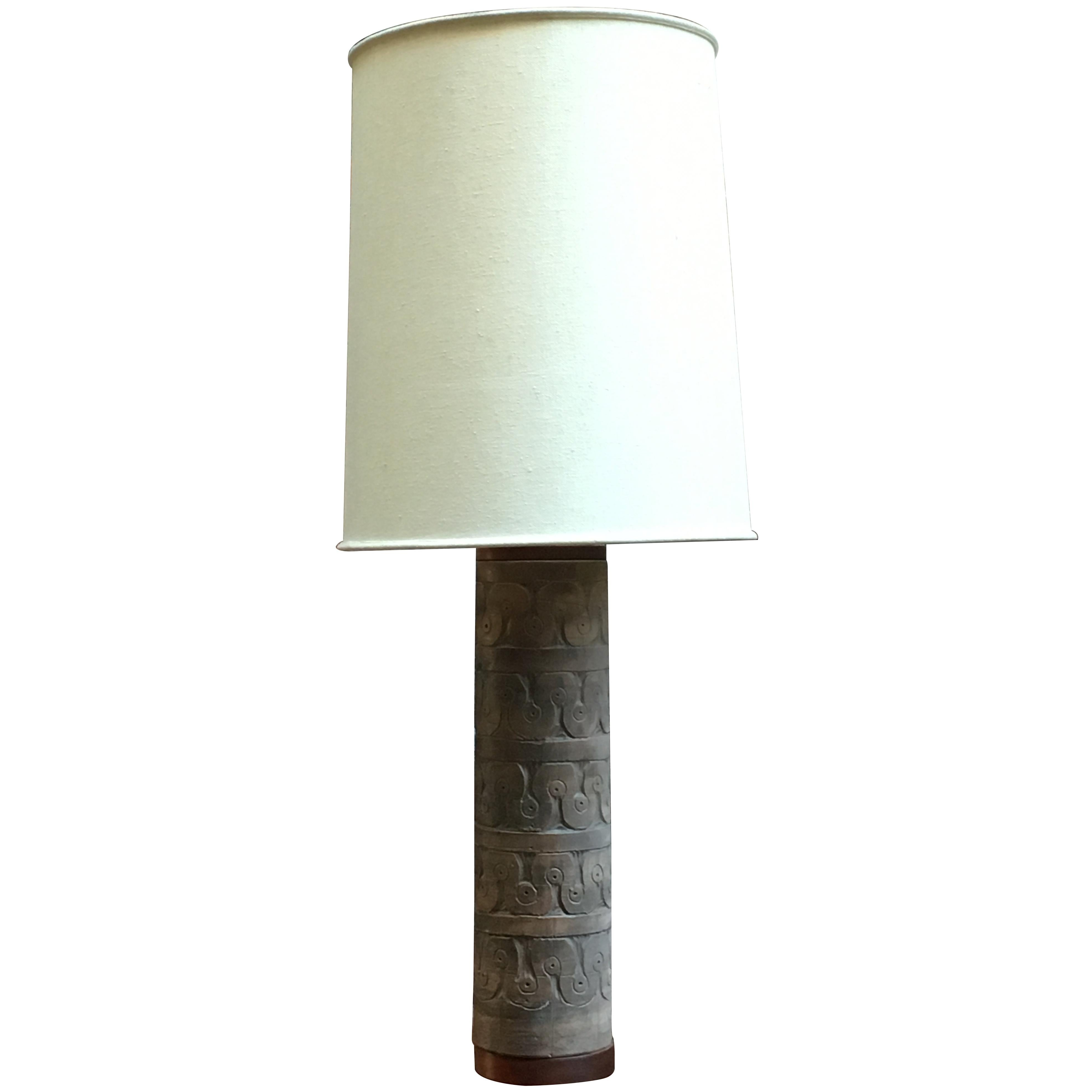 TIC for Raymor Italian Pottery Lamp