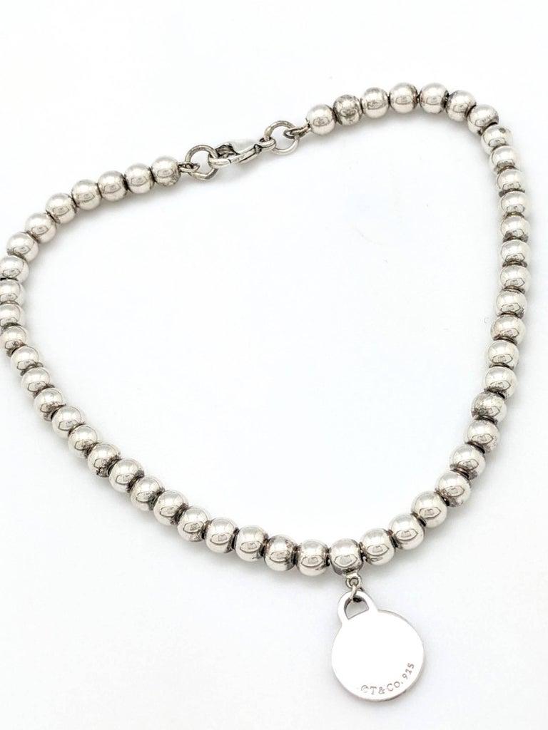 Contemporary Tiffany Co Sterling Silver