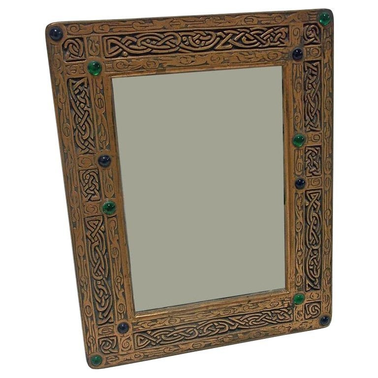 Tiffany 9th Century Picture Frame For Sale
