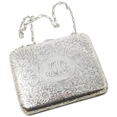 Tiffany & Co. Sterling Silver Change Purse