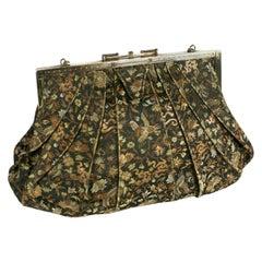 Tiffany and Company Art Deco Chinese Brocade Evening Bag