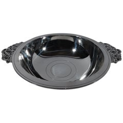 Tiffany Art Deco Sterling Silver Bowl