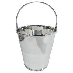 Tiffany Art Deco Sterling Silver Ice Bucket