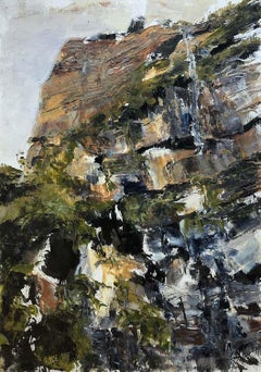 The Lookout, Abstract Painting