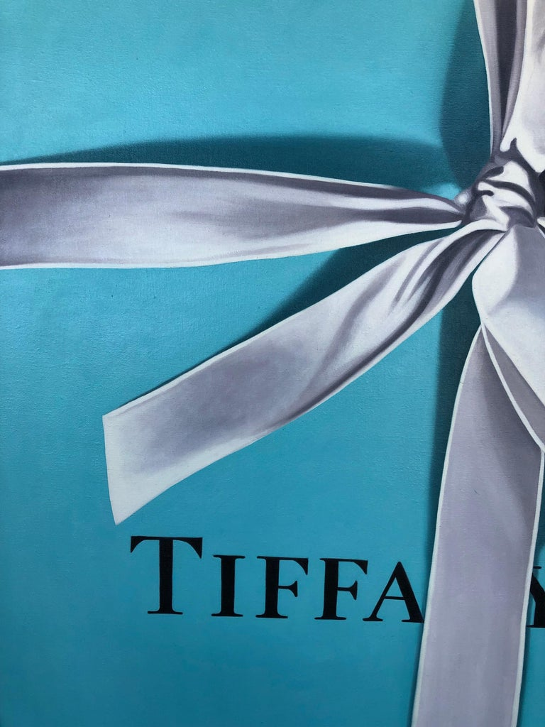2010s Tiffany Box by Billy Monslave Duffo For Sale
