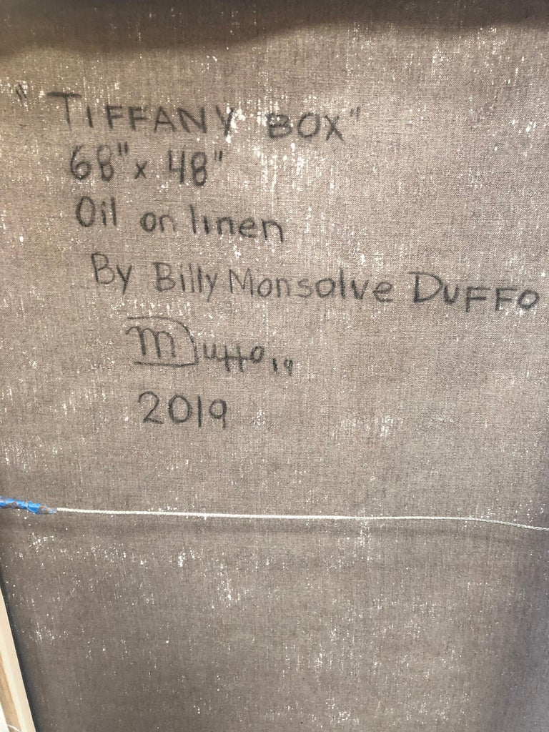 Tiffany Box by Billy Monslave Duffo For Sale 1
