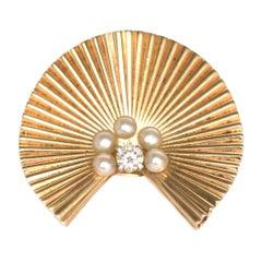 Tiffany & Co. .10 Carat Total Weight Diamond Earring