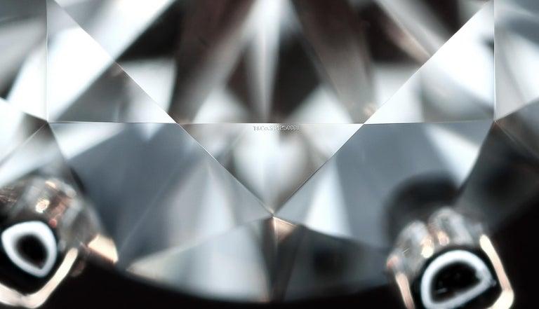 Tiffany & Co. 1.22 Carat center I VS2 Round Brilliant Solitaire Engagement Ring 2