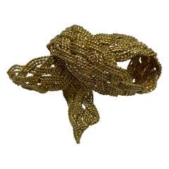 Tiffany & Co. 18 Karat Bow Pin