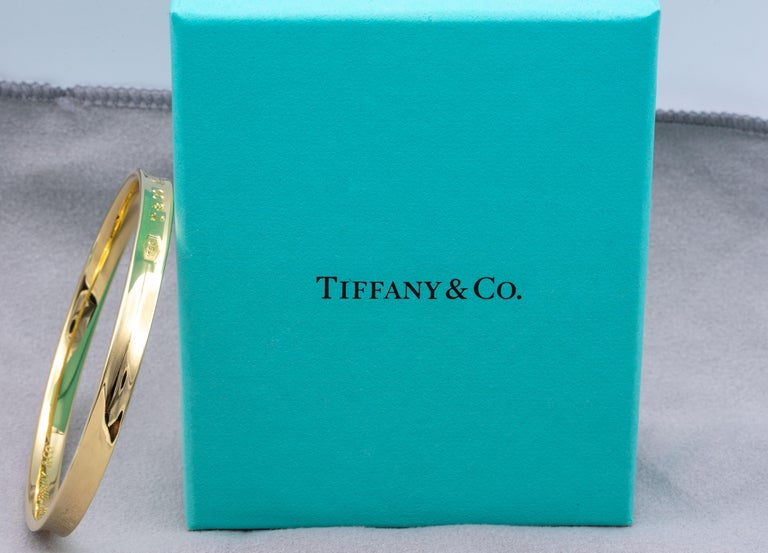 Tiffany & Co. 18 Karat Gold