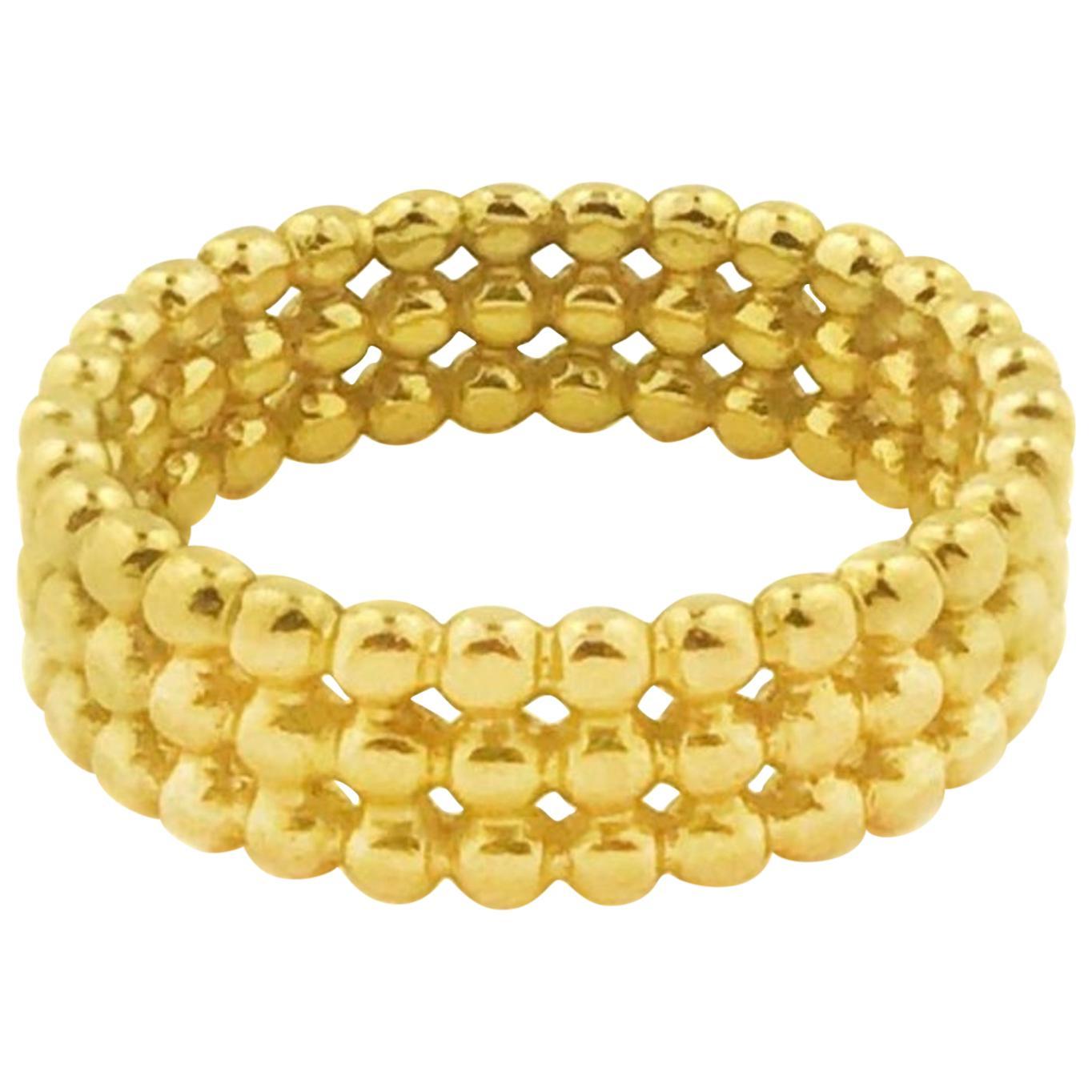 Tiffany & Co. 18 Karat Gold Ring