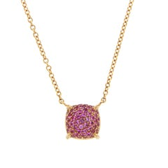Tiffany & Co. 18 Karat Rose Gold Paloma Picasso Sugar Stacks Necklace