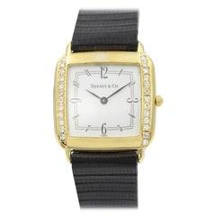 Tiffany & Co. 18 Karat Yellow Gold and Diamonds