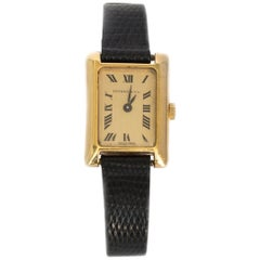 Tiffany & Co. 18 Karat Yellow Gold Women's Watch