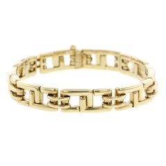 Tiffany & Co. 18 Karat Yellow Gold Bracelet