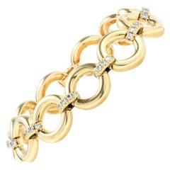 Tiffany & Co. 18kt Yellow Gold Ladies Bracelet