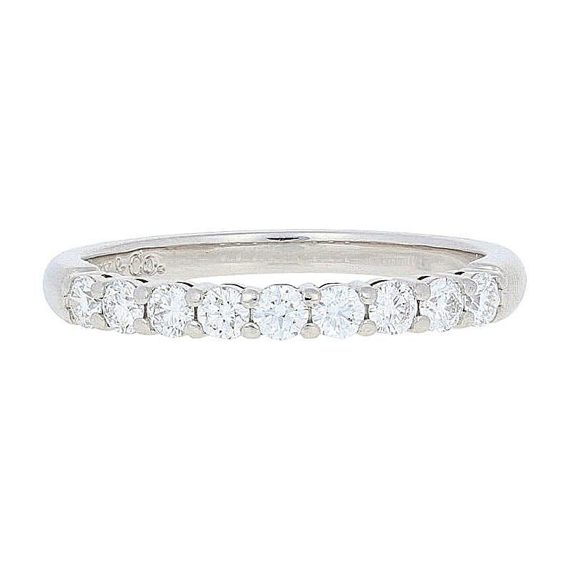 Tiffany And Co 27ctw Round Brilliant Diamond Embrace Wedding