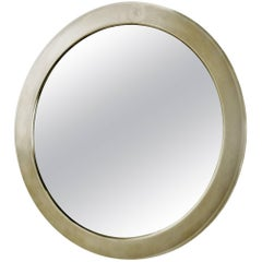 Tiffany & Co., American Art Deco, Sterling Silver Table Mirror, 1920s