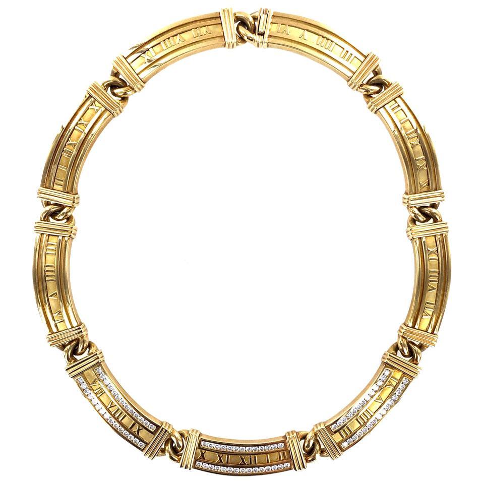 Atlas 18k Gold Chain