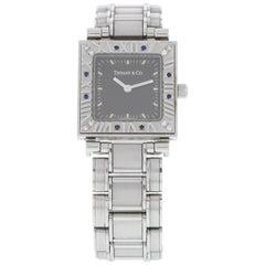 Tiffany & Co. Atlas Stainless Steel Ladies Watch