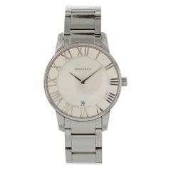 Tiffany & Co. Atlas Stainless Steel Watch