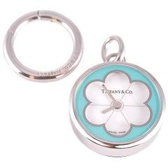 """Tiffany & Co. """"Blossom"""" Flower Watch Charm"""