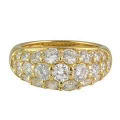Tiffany & Co. Bombe Diamond Ring 2.20 Carat