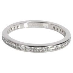 Tiffany & Co. Channel Set Diamond Eternity Band in Platinum 0.50 CTW