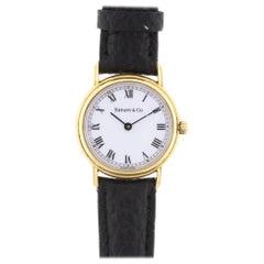 Tiffany & Co. Classic ladies Round Wristwatch