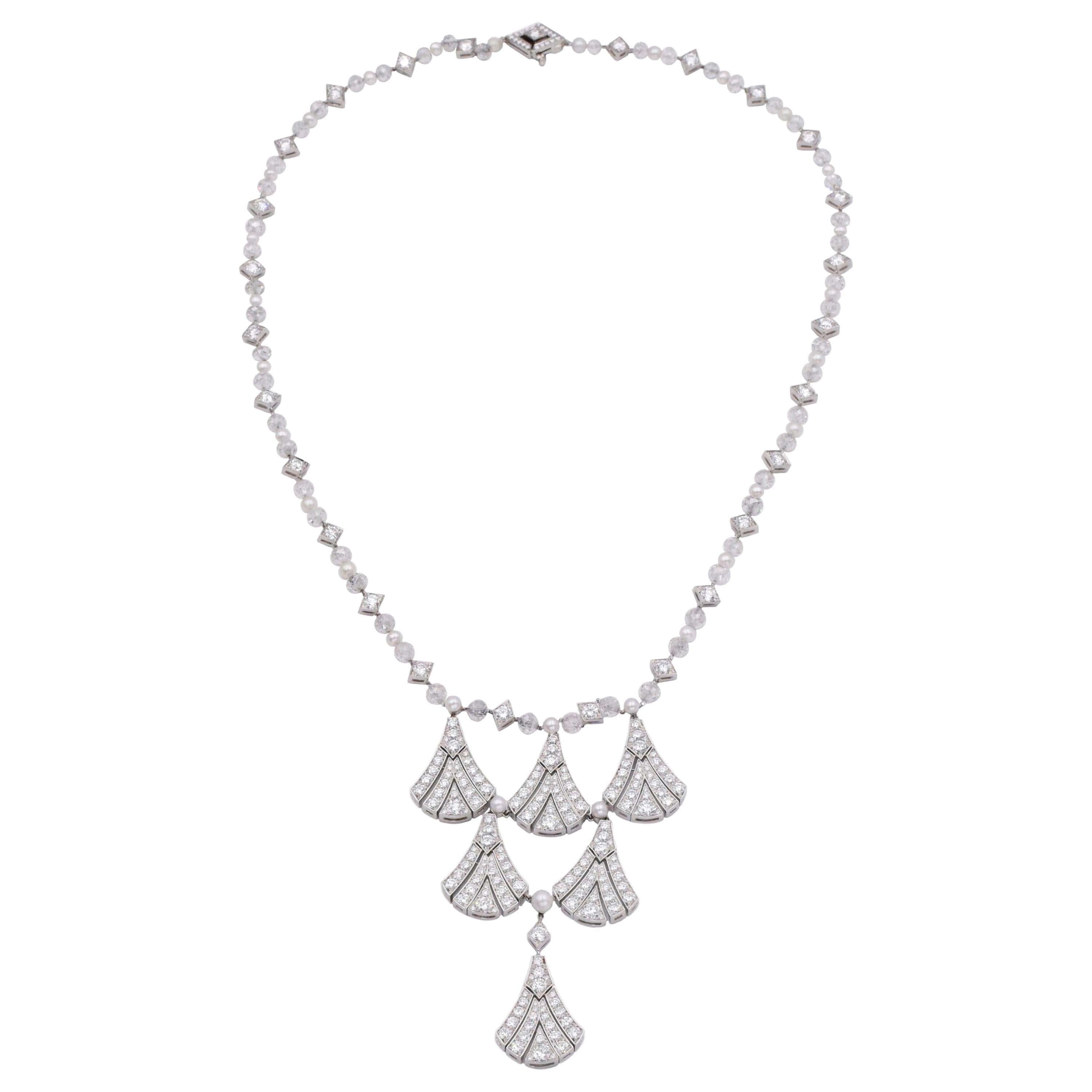 ed23ce7e174b5 Tiffany & Co. Drop Necklaces - 41 For Sale at 1stdibs