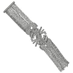 Vintage Tiffany & Co. Diamond Bracelet