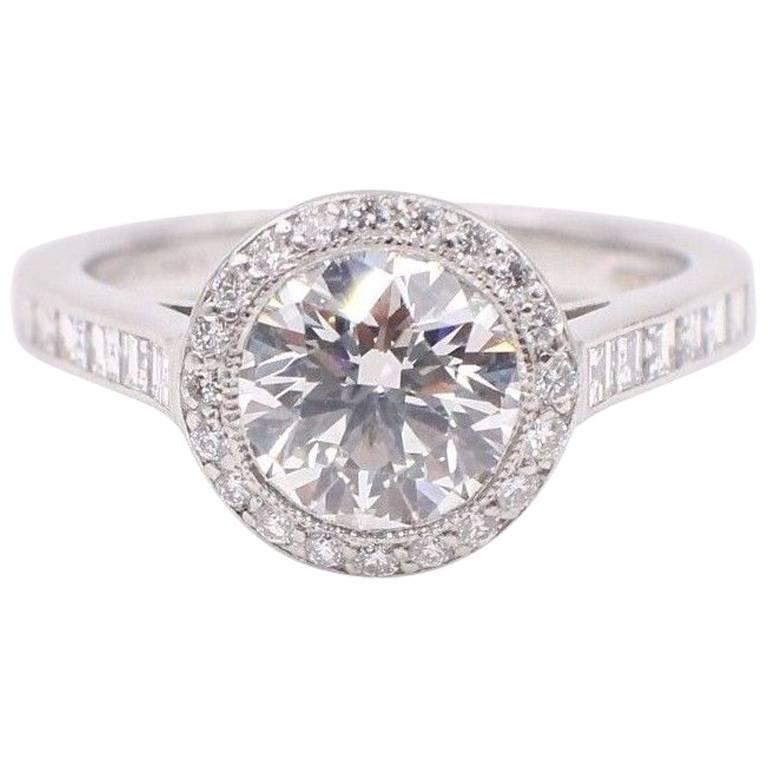 af9be70294c9 Tiffany   Co. Bridal Rings - 64 For Sale at 1stdibs