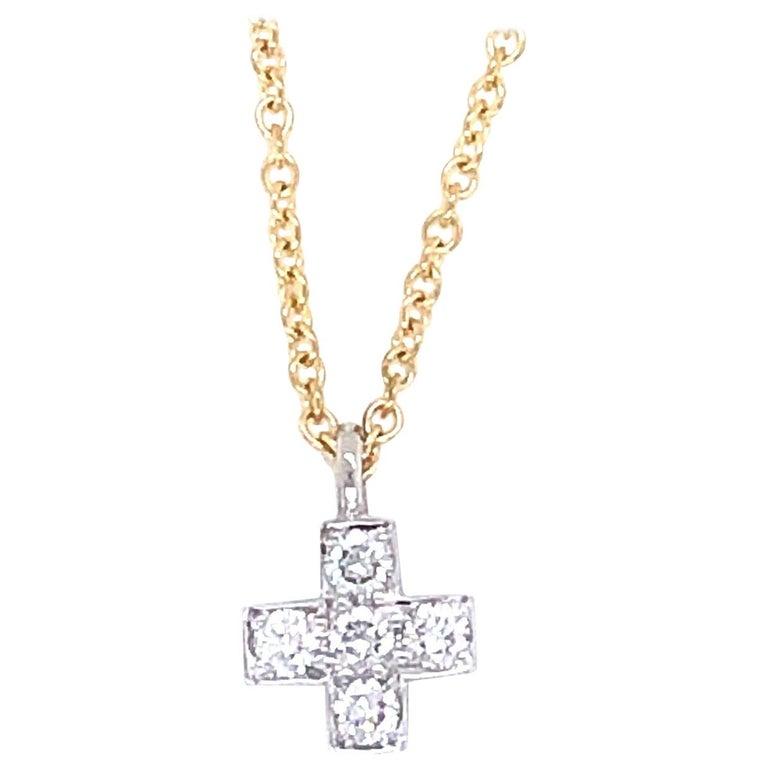 Tiffany & Co. Diamond Pendant