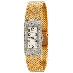 Tiffany & Co. Diamond Watch
