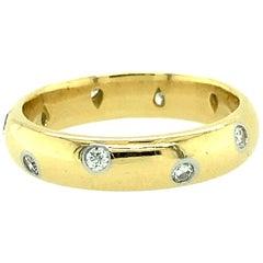 Tiffany & Co. Diamond Wedding Band