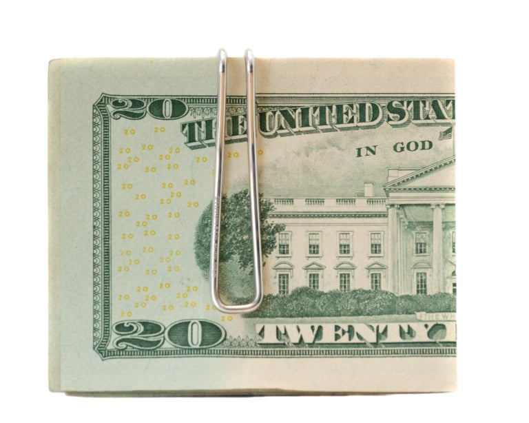 Tiffany & Co. Dollar Sign Money Clip 7
