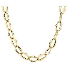 Tiffany & Co. Elsa Peretti Aegean Necklace