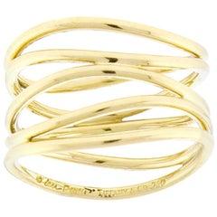 Tiffany & Co. Elsa Peretti Wave Band Ring