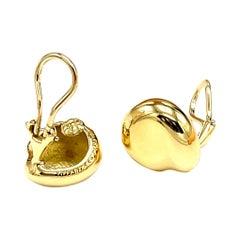 Tiffany & Co. Elsa Perretti Nugget Earrings