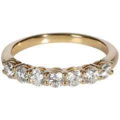 Tiffany & Co. Embrace Diamond Ring in 18 Karat Yellow Gold 0.67 Carat