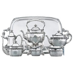 Tiffany & Co. English King Tea and Coffee Service