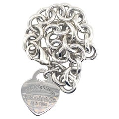 Tiffany & Co. Estate Bracelet Sterling Silver