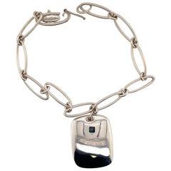 Tiffany & Co. Estate Bracelet Sterling Silver 13.53 Grams