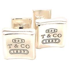 Tiffany & Co. Estate Cufflinks Sterling Silver 21.2 Grams
