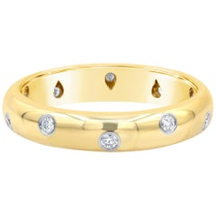 Tiffany & Co. Etiole Band Ring in Yellow Gold