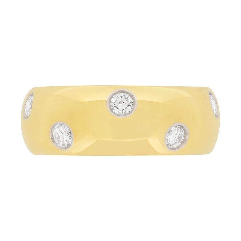 Tiffany & Co. 'Etoile' Diamond Band
