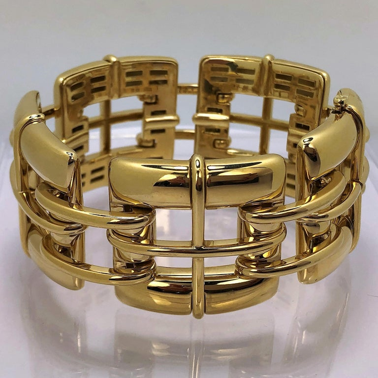 Tiffany & Co. Gold Link